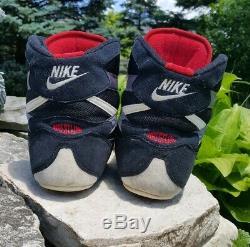 RARE Vintage Nike Ultra Combatant Wrestling Shoes Size 13