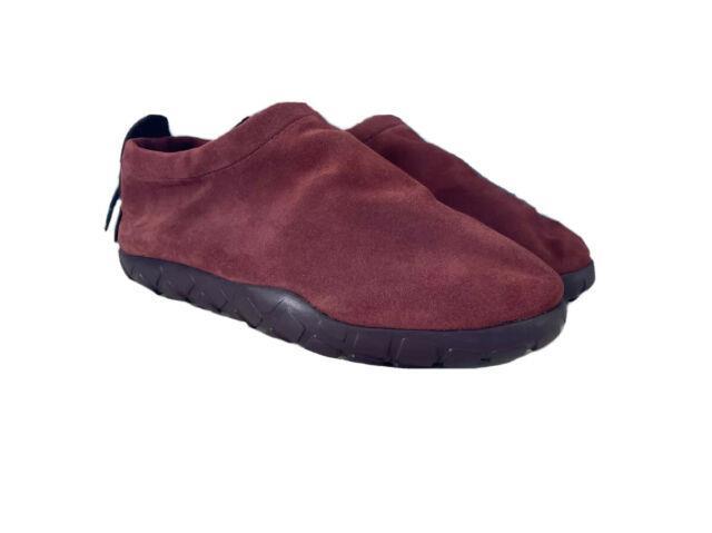 Rare Nike Air Moc Ultra (drk Team Red/hyp Cream-prt Wine) Vintage Sample Shoes