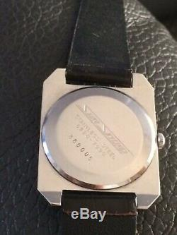 Rare Seiko Skyliner 6220-7990 Vintage Hand Wind Ultra Thin Watch