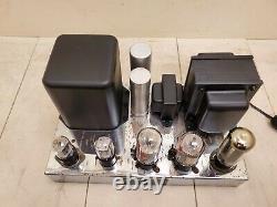 Rare Vintage RADIO CRAFTSMEN 500 TUBE MONO ULTRA FIDELITY AMPIFIER Serviced