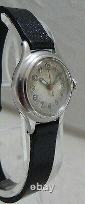 Rolex Oyster Lady Dudley SS Ladies Watch Original BOX & PAPERS ULTRA RARE 1943