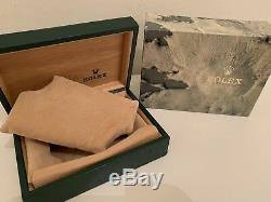 Rolex Vintage Daytona 16520 R L Scatola 68.00.06 Box Ultra Rare
