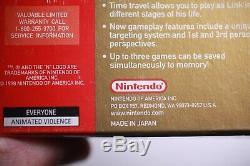 SEALED Legend Of Zelda Ocarina Of Time N64 Collectors Edition Vintage ULTRA RARE