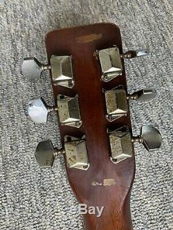 S Yairi YW12 Ultra Rare Vintage 70s Acoustic Guitar Japanese