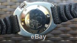 Seiko 6105-8110 Ultra Rare Diver Captain Willard Serviced in Great Condition
