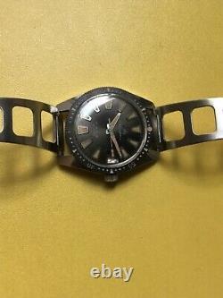 Shanghai Military Diver Watch Vintage 1971 ULTRA RARE