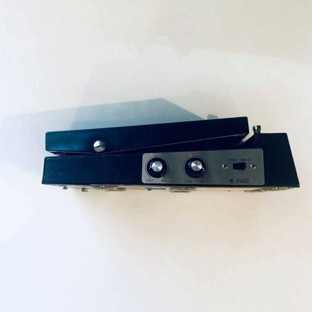 Shin Ei Edge Ultra Rare Vintage Fuzz Wah Pedal Made In Japan 1972