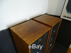 Spendor Bc1 Boxen Loudspeakers Vintage Ultra Rare