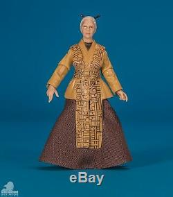 Star Wars The Vintage Collection Super Ultra Rare Aotc Jocasta Nu Boxed. Misb