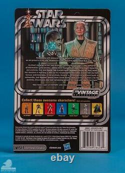 Star Wars The Vintage Collection Super Ultra Rare USA Exclusive Aotc Jocasta Nu