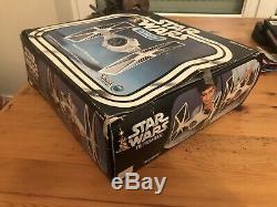 Star Wars Vintage Kenner Tie-Fighter German in Box Ultra Rare