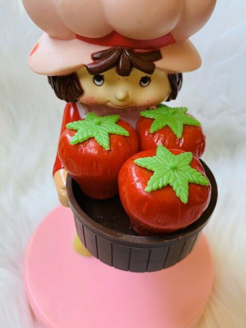 Strawberry Shortcake Musical Twinkling Lights Ultra Rare Mint Vintage