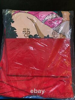 Supreme FW15 Toshio Maeda Overfiend Date Ultra Rare Vintage Sealed MINT
