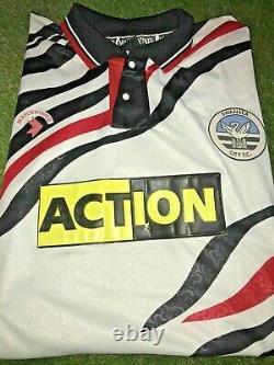 Swansea City Home Shirt 1992/93 LARGE 1993/94 1994 92 93 Vintage 90 ULTRA RARE