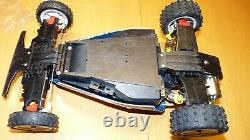 Tamiya Bear Hawk 110 Rc Vintage ULTRA RARE Dune Buggy Ofroad-ARR