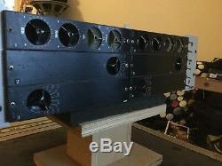 Telefunken Suite EQ W395 W394 W393 Vintage Ultra RARE Equalizer Vintage German