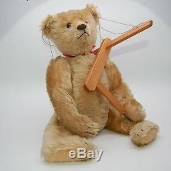 ULTRA RARE1910-1918 Steiff Pantom (5328 P) Antique Teddy BearAMAZING CONDITION
