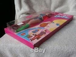ULTRA RARE 1971 NIB NRFB TALKING BUSY Barbie DOLL Vintage