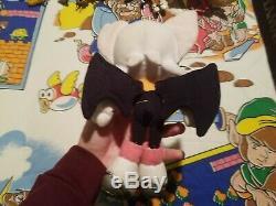 ULTRA RARE 2004 SEGA Prize Sonic X ROUGE THE BAT Plush Toy Doll HTF VTG Figure