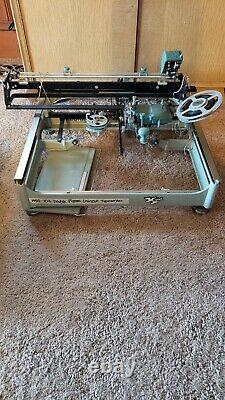 ULTRA RARE Chinese Double Pigeon Typewriter Vintage Antique Museum