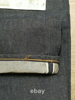ULTRA RARE Dead Stock Vintage Levi's 501 Selvedge Denim Redline Jeans 33x31