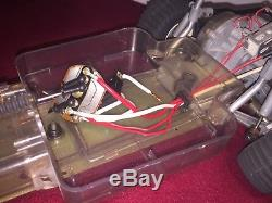 ULTRA RARE Early Release vintage Tamiya Sand Scorcher
