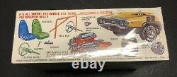 ULTRA RARE MPC Plymouth GTX Model kit 1-0452-225! NOS! New In SEALED BOX! MOPAR