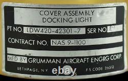ULTRA RARE NASA 1969 VINTAGE LUNAR MODULE MOONCRAFT ARTIFACT likely APOLLO 11