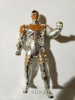 ULTRA RARE Original Vintage 1986 DC Kenner Super Powers Cyborg