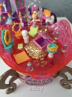 ULTRA RARE Polly Pocket 1996 Jewel Magic Ball with Locket 100% Complete
