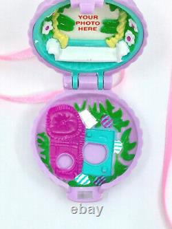 ULTRA RARE Polly Pocket Easter Fun Locket 1993 COMPLETE MINT Bluebird Vintage