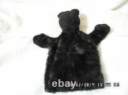 ULTRA RARE STEIFF 1925-26 ONLY Punch Felix The Cat Hand Puppet