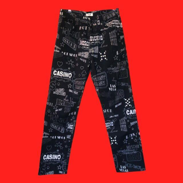 Ultra Rare Vintage Moschino True Grail Collectors Jeans Size W32 L32 32x32