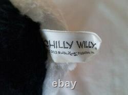 ULTRA RARE Vintage 1982 Chilly Willy Plush 8 1/2 Tall Walter Lantz NO POMPOM