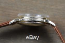ULTRA RARE Vintage BULOVA Day Date 23 Jewel Automatic Gold Filled Men's Watch