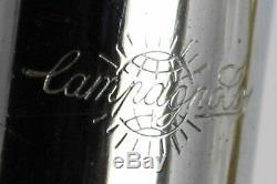 ULTRA RARE Vintage CAMPAGNOLO RECORD 2BOLTS STEEL 27.0 dia SEATPIN SEATPOST 50S