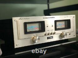 ULTRA RARE Vintage Marantz Model 300DC Fully Recapped / Restored LOOK