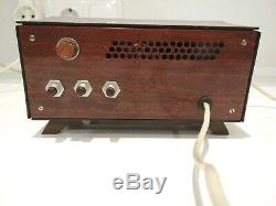 ULTRA RARE! Vintage Russian nixie tube desk clock ELEKTRONIKA 1960s
