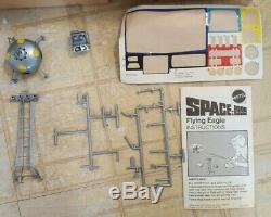 ULTRA RARE Vintage Space 1999 Mattel FLYING EAGLE NMIB Works