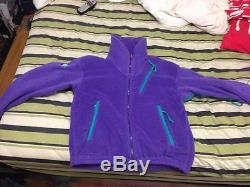 ULTRA RARE Vintage The North Face Trans Antarctica Expedition Fleece Size L