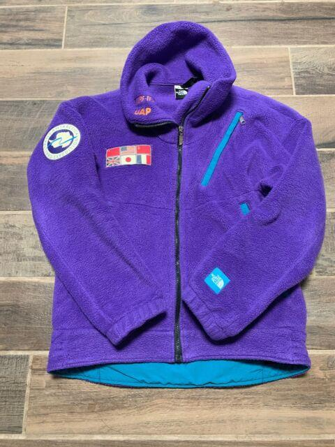 Ultra Rare Vintage The North Face Trans Antarctica Expedition Fleece Uap- Size M