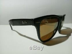 ULTRA RARE Wayfarer II folding with Diamond Hard lenses NO case