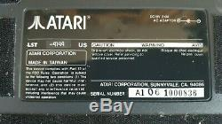 ULTRA Rare Vintage ATARI STACY 4 with BOX! Boots and Computes
