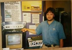 ULTRA Rare Vintage ORIGINAL KENBAK-1 aka CTI 5050 Computer 1st Personal