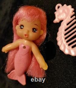 Ultra RARE HTF Vintage Kenner Sea Wees Mermaid Japanese Takara ORIGINAL EUC Doll