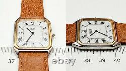 Ultra RARE, UNIQUE Men's Vintage 1980 Watch SEIKO Tank 6429-5019