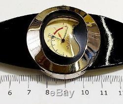 Ultra RARE, UNIQUE Men's Vintage Watch ASHDOWN ENGINEERING VU Meter Mark Gooday