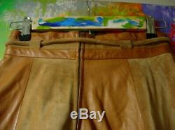 Ultra RARE Vintage GUCCI Leather Suede SKIRT Fall Wardrobe Retro Mod 1960's GG