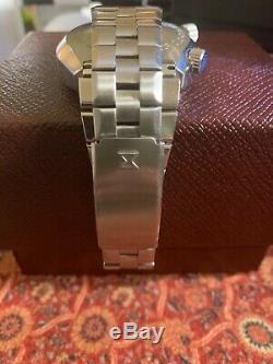 Ultra Rare 1970s Vintage Edox Geoscope Automatic World Timer Swiss Made Watch