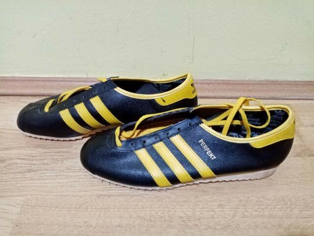 Ultra Rare 70' Adidas Perfekt Perfect Made In Austria Size 9 Shoes